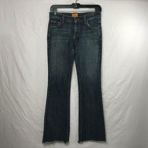 James Jeans Dark Blue Preserved Denim size 26